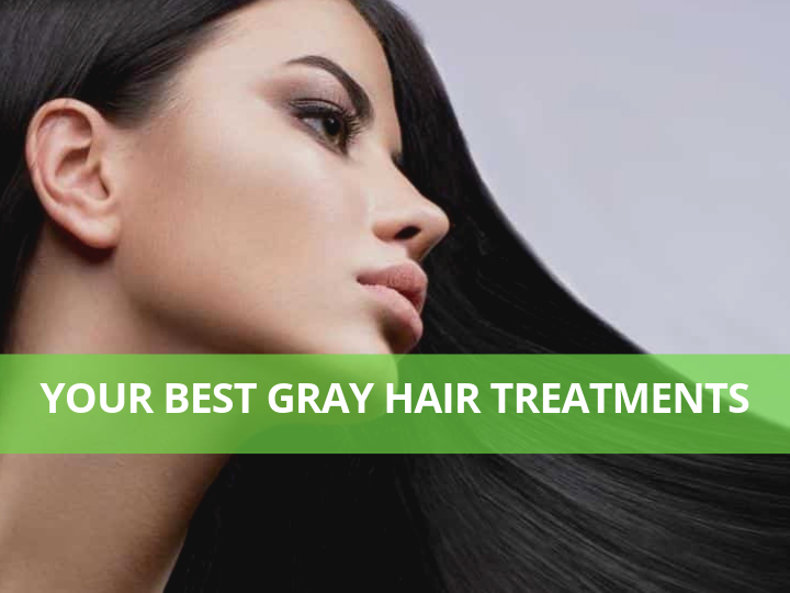 Prevent Gray Hair Naturally and Permanently